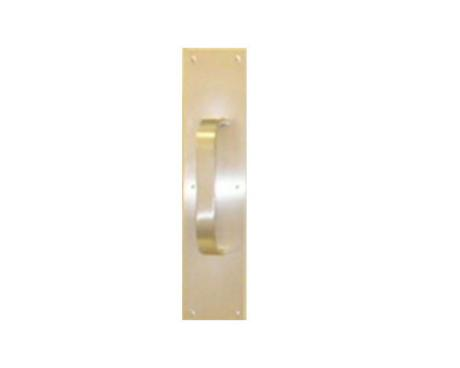 Door Pull Handle with Back Plates